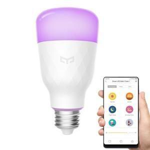 Ampoule connectée Xiaomi Yeelight v2 RGBW smart lamp E27