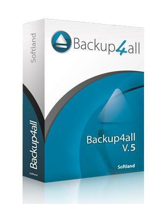 Logiciel Backup4all Lite 5.3 sur PC gratuit