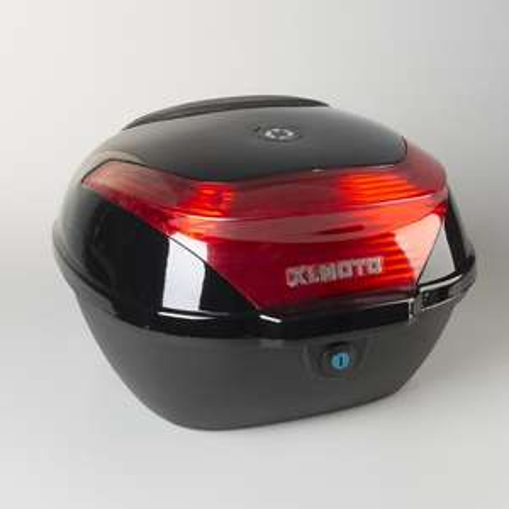 Top Case XLmoto - 26L, Différents coloris