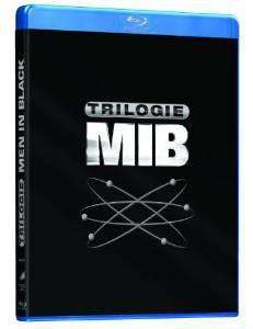 Sélection de Blu-ray en promo - Ex : Trilogie Men In Black