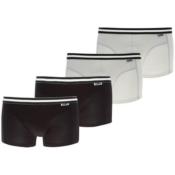 Lot de 4 boxers DIM EcoDIM - Différentes tailles