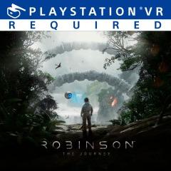 Jeu PS VR  Robinson: The Journey sur PS4 (Dématérialisé)