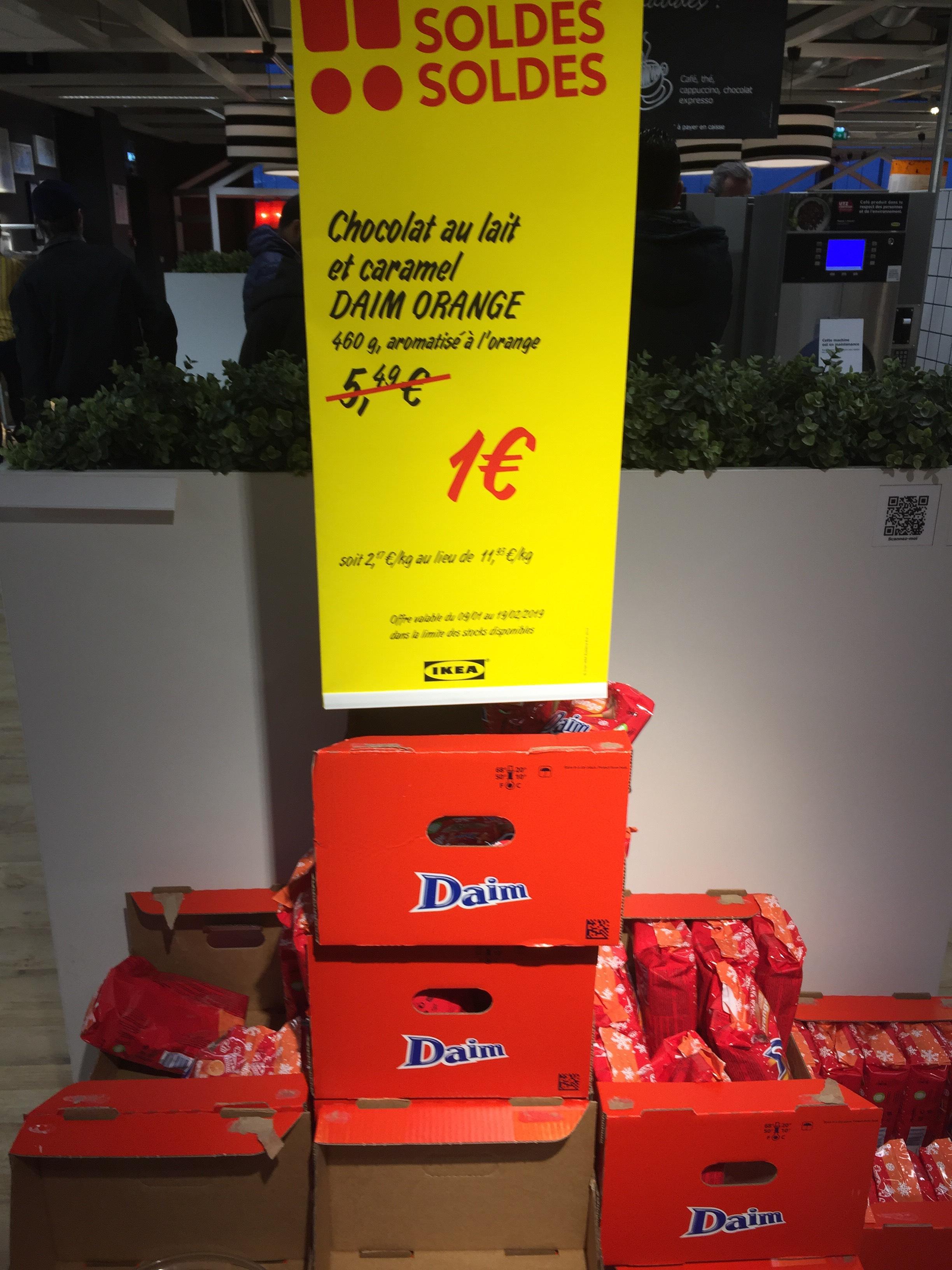 Sachet Daims Orange 460g - Strasbourg (67)