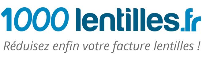 20% de réduction sur le site (1000lentilles.fr)
