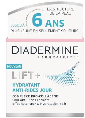 Soins anti-âge Diadermine Lutf+ - 50ml (via 5.53€ sur la carte de fidélité)