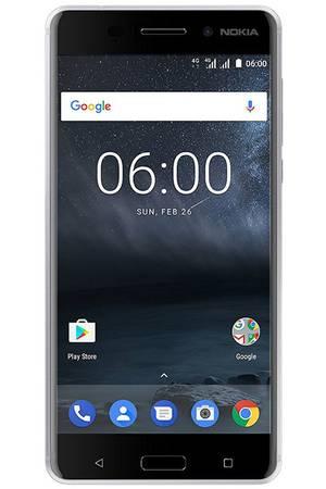 "Smartphone 5.5"" Nokia 6 - full HD, SnapDragon 430, 3 Go de RAM, 32 Go, argent"