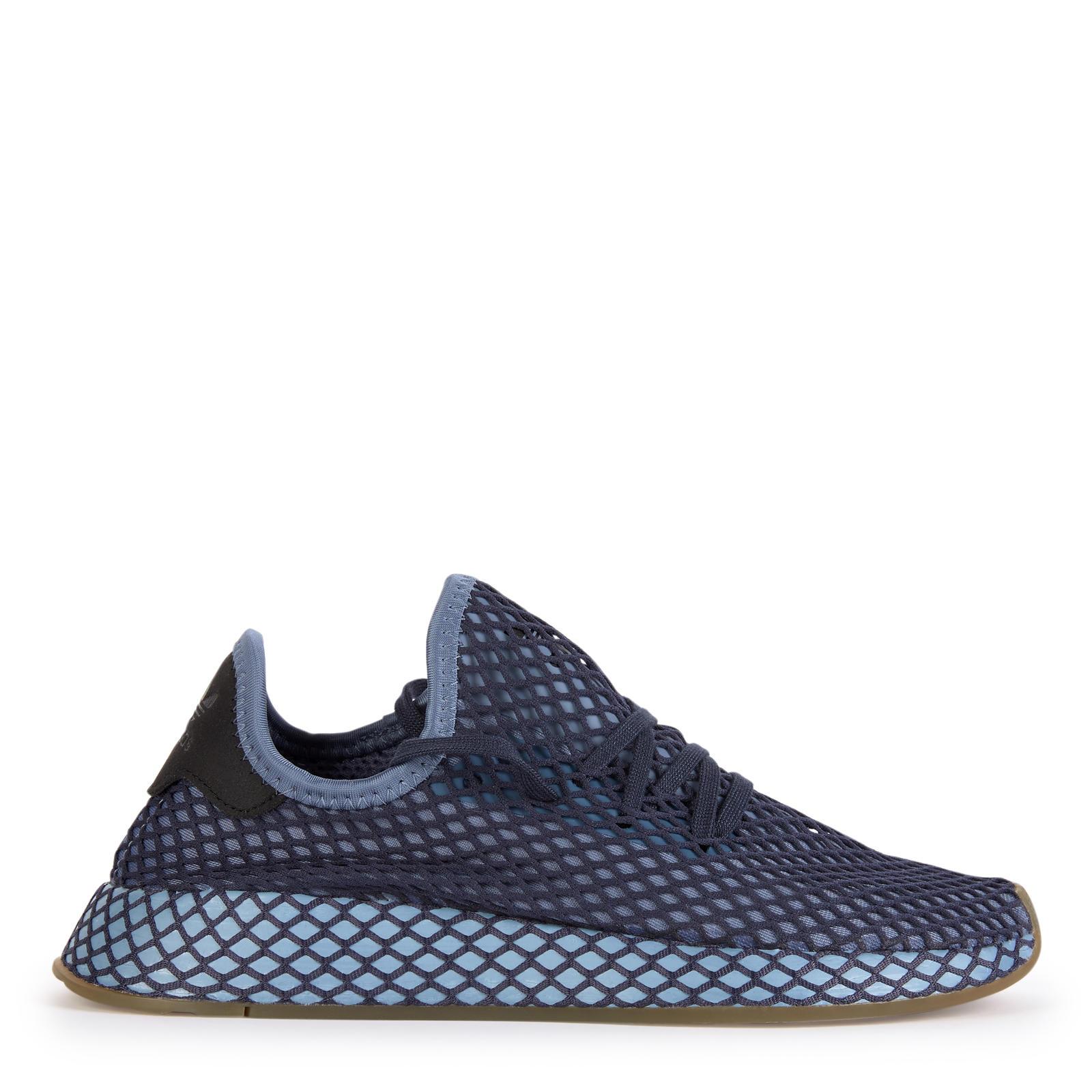 Baskets Adidas Original Deerupt Runner Blue (Taille 37 1/3)