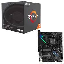 Bundle AMD Ryzen 7 2700X / ASUS ROG STRIX X470-F + deepcool gammaxx c40 + The Division 2 (csl-computer.com)