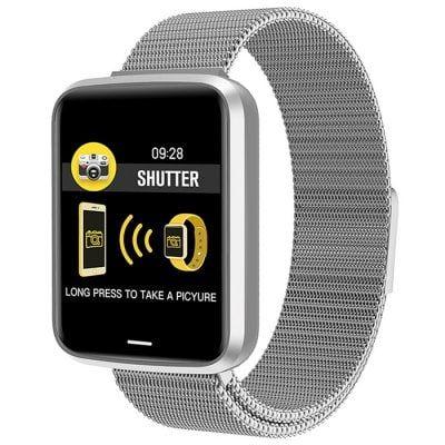 Montre connectée Alfawise H19 RFID - NFC, Bluetooth 4,0, plusieurs coloris
