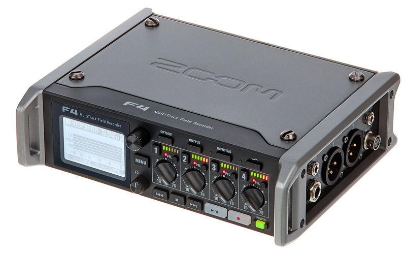 Enregistreur numérique Zoom F4