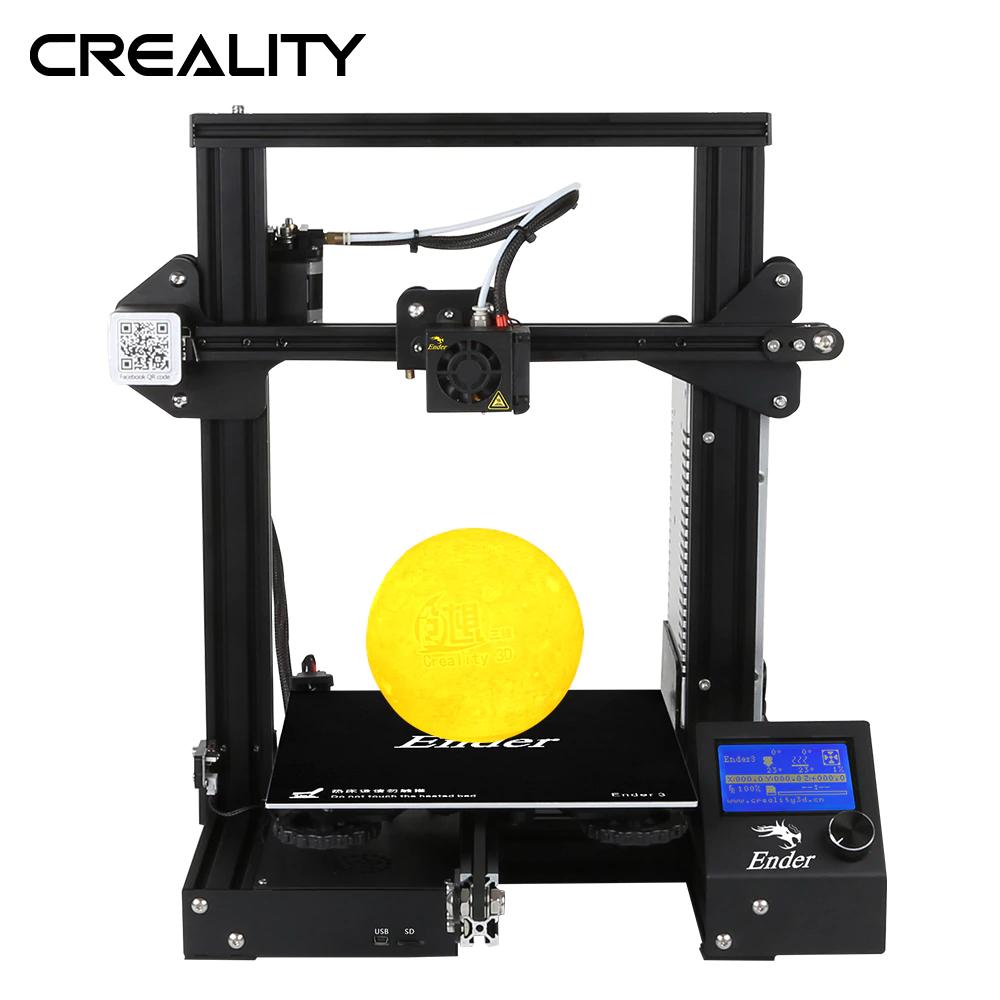 Imprimante 3D Creality Ender 3 - entrepôt Allemagne (146,83€ avec le code NRJ2019)