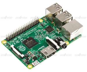 Raspberry Pi 2 Model B via l'application mobile