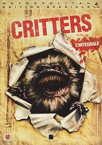 Coffret DVD intégrale Critters (4 films)