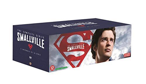Coffret DVD Smallville - L'intégrale de la série, 10 saisons (Nouvelle édition)