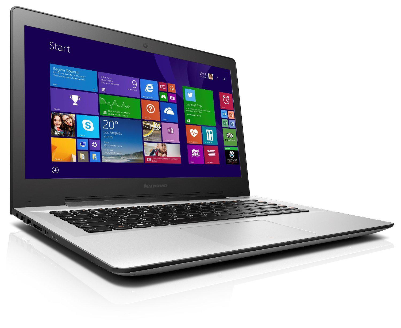 "PC Portable 14"" Lenovo U41-70 (Intel Core i5, 4Go RAM, 1To HDD + 8Go SSD, GeForce 920)"