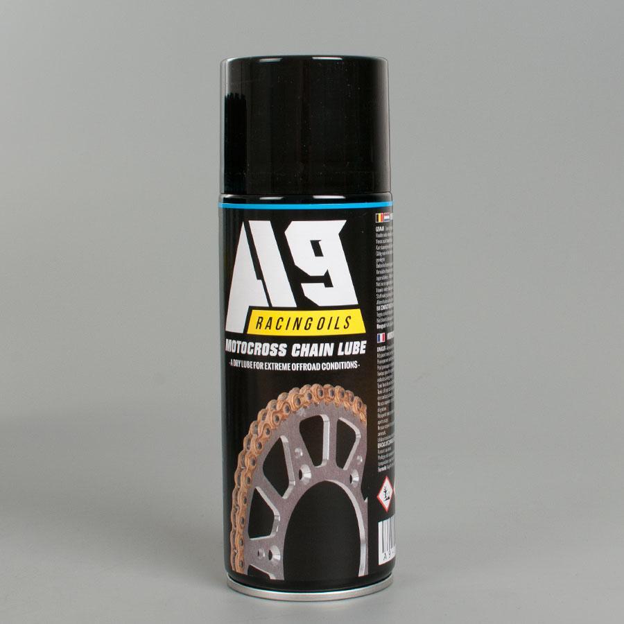Lubrifiant pour chaîne Motocross - A9