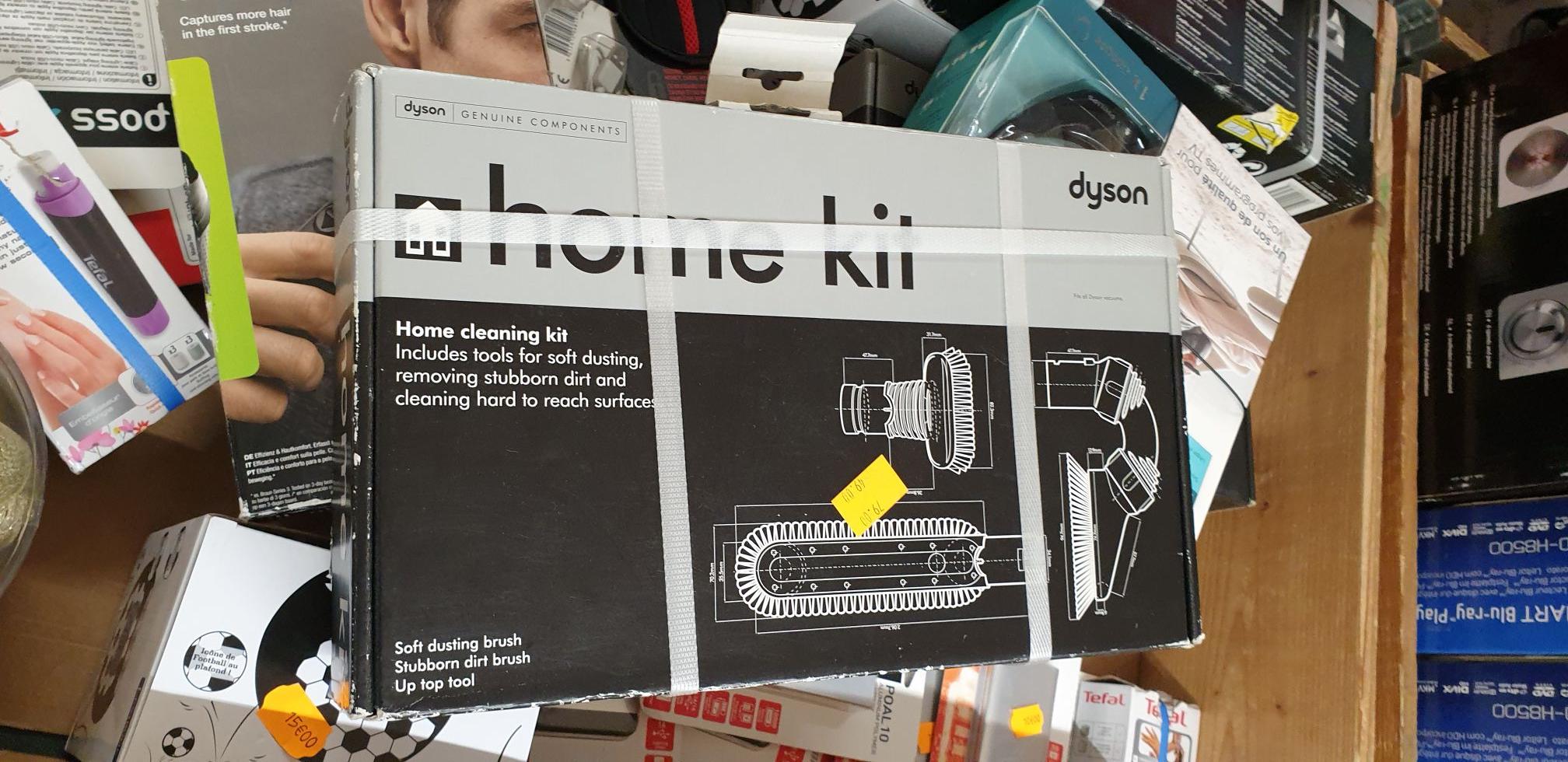 Kit Home Kit pour Dyson tous types - Villejuif (94)
