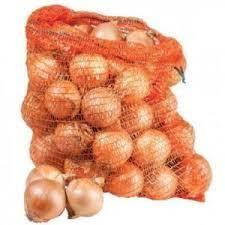 Filet de 5 kg d'oignons jaunes - origine France