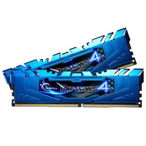Kit mémoire DDR4 G.Skill RipJaws 4 series 16Go (2x8 Go) 3000MHz CL15