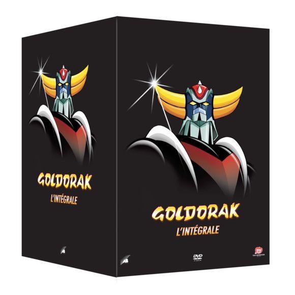 Coffret DVD Goldorak - L'intégrale (version non censurée)