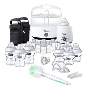 Kit de naissance Tommee Tippee Closer To Nature (Sans BPA)