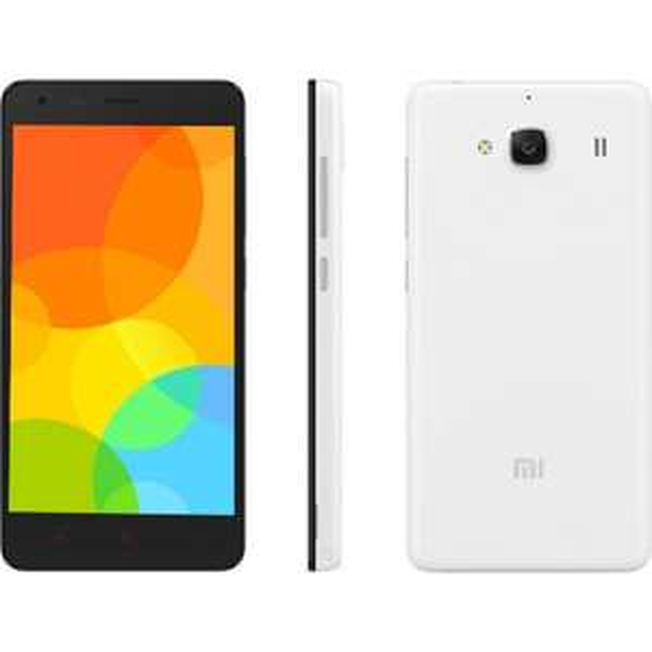 Smartphone 4.7'' Xiaomi Redmi 2 - 4G LTE (version 1 Go Ram / 8 Go Rom) Blanc