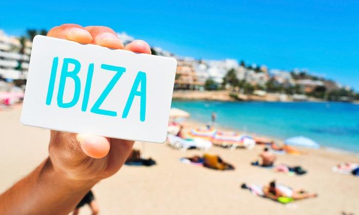 4 nuits en hôtel à Ibiza avec petit-déjeuner, location de voiture et vols A/R depuis Marseille le 5 Mai 2019 - par personne
