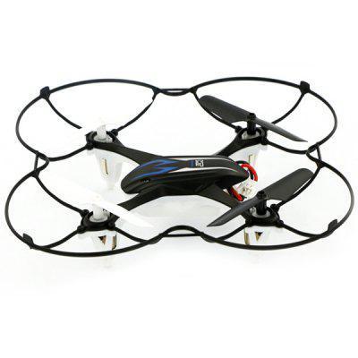 Quadricoptere 4 rotors Moontop MT9916 6 Axes Flip Fly - Noir