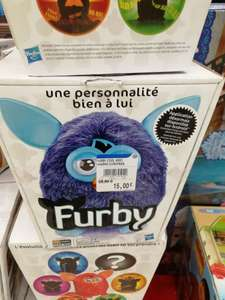 Peluche interactive Furby - Tours nord (37)