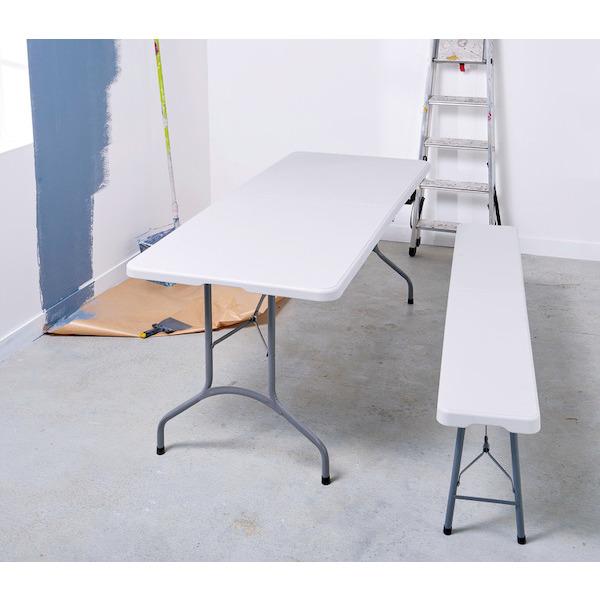 Table Pliable - 180 x 74 x 74 cm