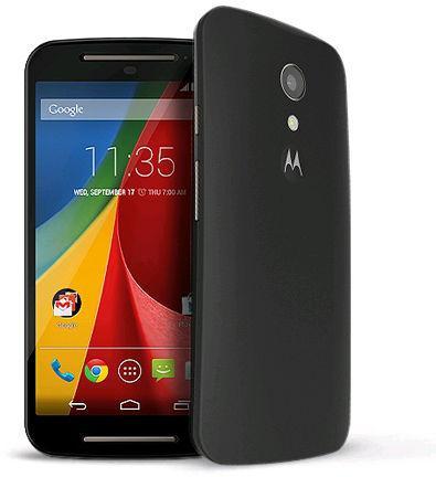 """Smartphone 5"""" Moto G 2eme génération - Noir"""