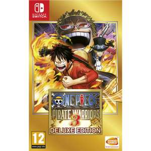 One Piece Pirate Warriors 3 : Edition Deluxe sur Nintendo Switch