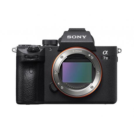 Appareil Photo Sony A7 III - ILCE7M3 - Boîtier Nu - Modèle EU (Resetdigitale.it)