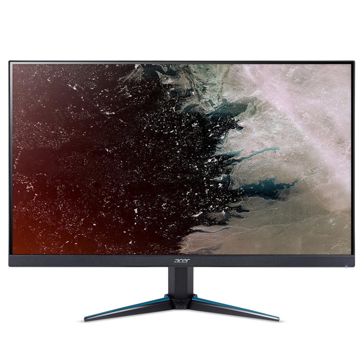 """Écran 24"""" Acer Nitro VG240YUbmiipx - Dalle IPS, 75Hz, 1440p (205.95€ avec le code CADOW)"""