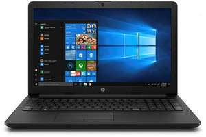 "PC portable 15.6"" HP Notebook 15-DA0037NF - Full HD, i3-7020U, RAM 4 Go, 1 TO, 16 Go Optane, Intel HD Graphics 620, Windows 10"