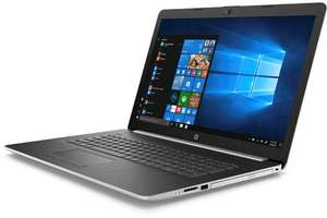 "PC portable 17.3"" HP 17-BY013NF - i3-7020U, RAM 4 Go, 1 To, 128 Go SSD, Intel HD 620, Windows 10"