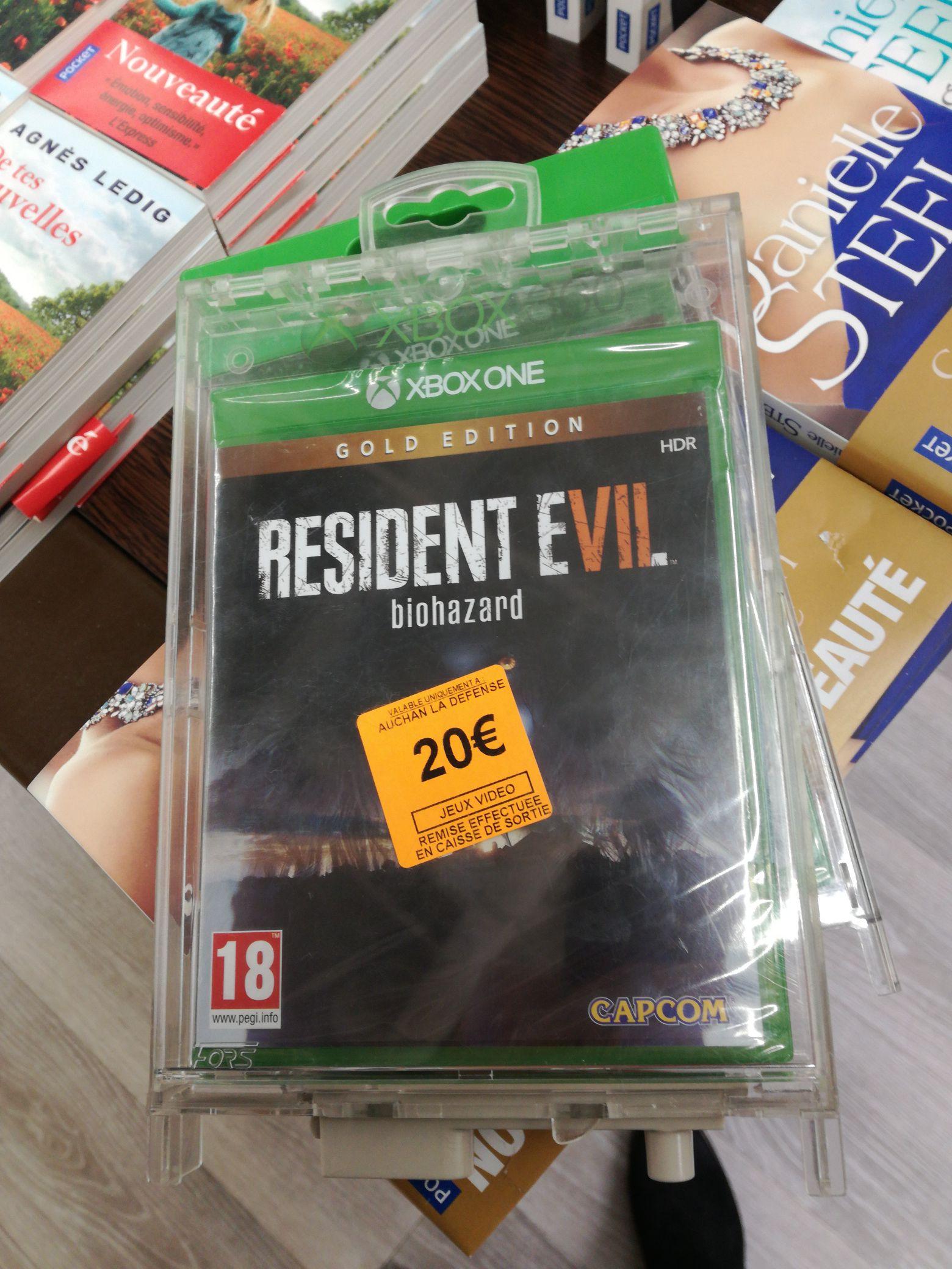 Resident Evil Gold Édition sur Xbox One - Les 4 temps (92)