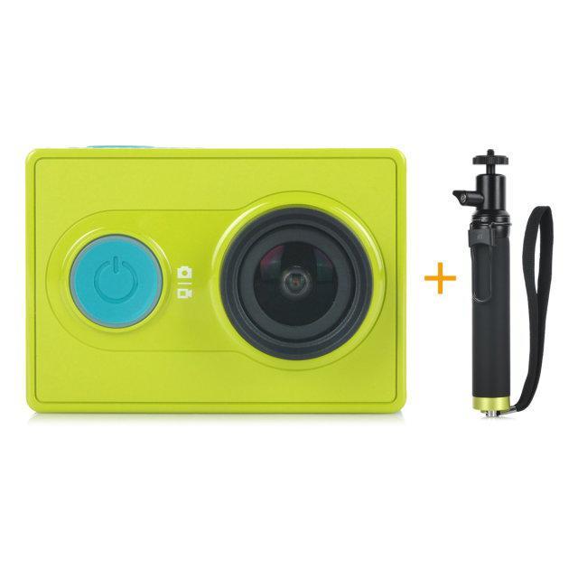 Caméra sportive Xiaomi yi  + perche xiaomi