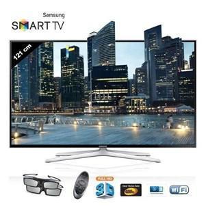 """10% de réduction sur toutes les TV - Ex : TV 48"""" Samsung UE48H6400 - Smart TV - LED - 3D"""