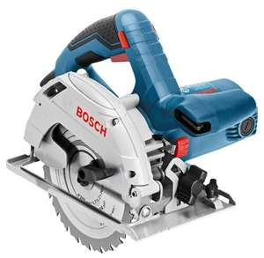 Scie circulaire Bosch 165mm 1100W GKS165 carton - 0601676100 (Debonix)