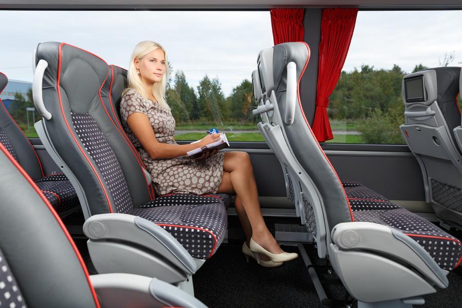 """Sélection d'A/R en bus """"Lux Express"""" dans les pays baltes (Lettonie, Lituanie...)"""