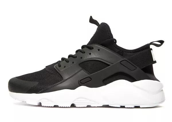 Chaussures Nike Huarache - blanc / noir (du 39 au 48.5)