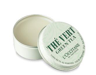 Jusqu'à 50% de réduction sur une sélection d'articles - Ex : Parfum solide thé vert