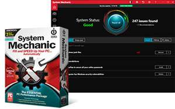 Logiciel System Mechanic Gratuit sur PC (Dématérialisé)