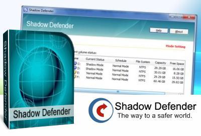 Logiciel Shadow Defender gratuit