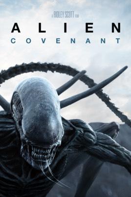 Sélection de Films VOD en promotion  (Dématérialisés - UHD 4K) -  Ex: Alien Covenant