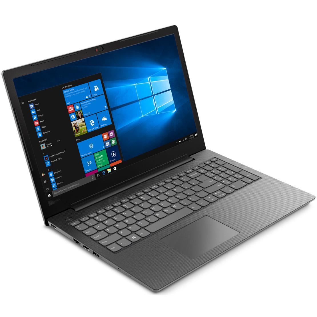 "PC portable 15.6"" Lenovo V130-15 (Qwertz) - N4000, RAM 4Go, SSD 128Go (Frontaliers Suisse)"