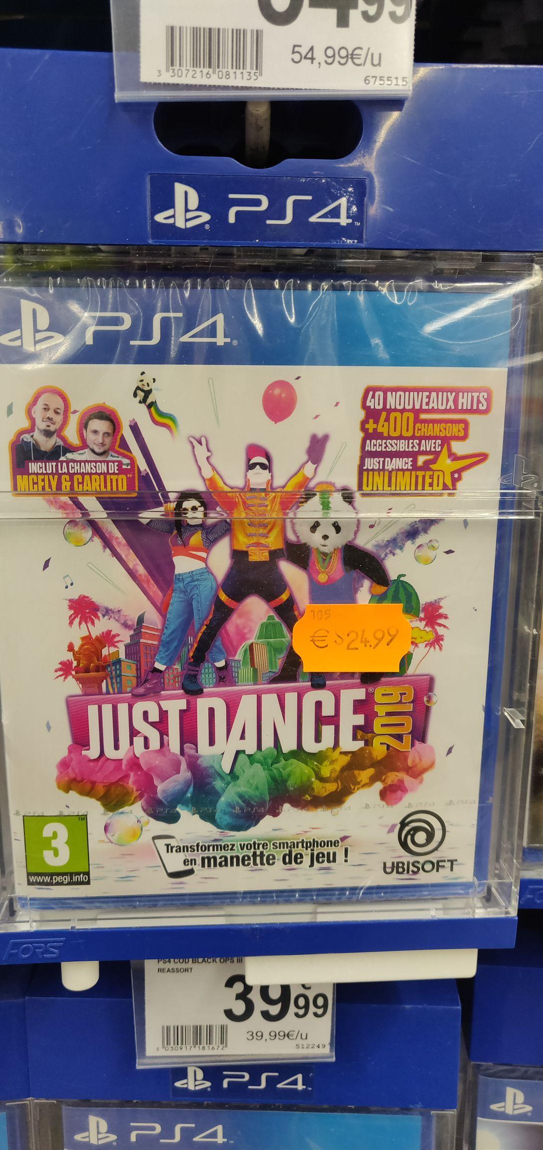 Just Dance 2019 sur PS4 - Arras (62)