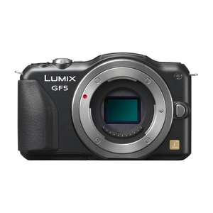 Appareil photo Panasonic Lumix DMC-GF5 Boitier nu
