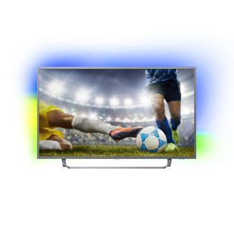 "TV 50"" Philips 50PUS7303/12 - 4K UHD, LED, smart TV, Ambilight 3 côtés"